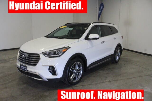 2017 Hyundai Santa Fe Limited Ultimate FWD
