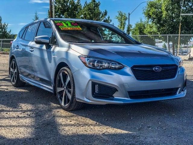 2017 Subaru Impreza 2.0i Sport-tech Wagon AWD