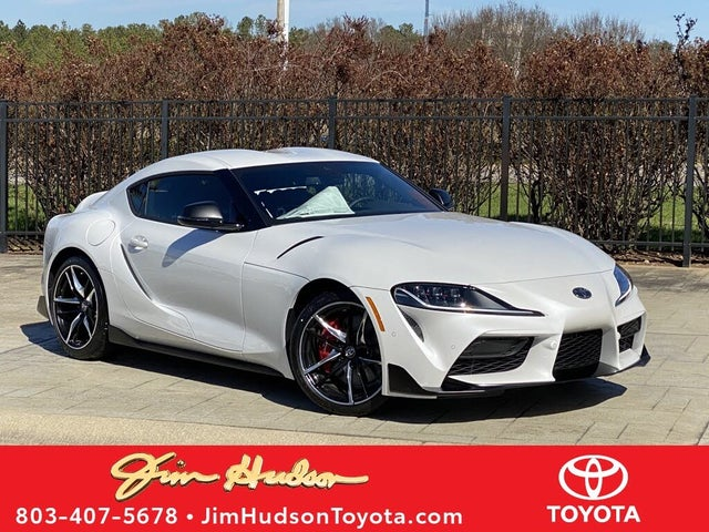 2021 Toyota Supra 3.0 RWD