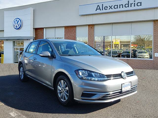 2019 Volkswagen Golf 1.4T S 4-Door FWD