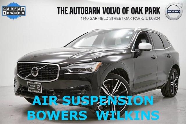 2019 Volvo XC60 T6 R-Design AWD