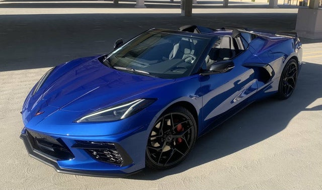 2020 Chevrolet Corvette Stingray 1LT Convertible RWD