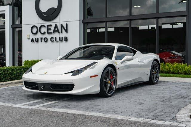 Used 2015 Ferrari 458 Italia For Sale Right Now Cargurus