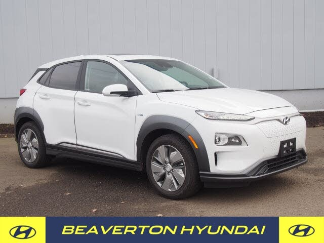 2020 Hyundai Kona Electric Limited FWD