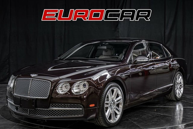 2018 Bentley Flying Spur W12 AWD