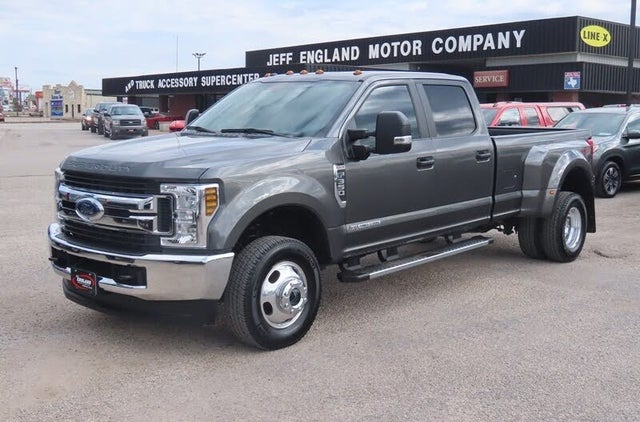 2019 Ford F-350 Super Duty