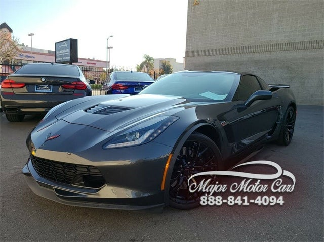 2017 Chevrolet Corvette Z06 1LZ Coupe RWD