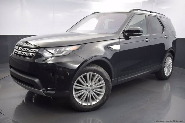 2020 Land Rover Discovery V6 HSE Luxury AWD
