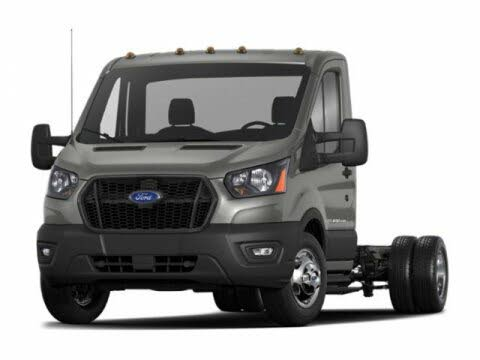 2020 Ford Transit Chassis 350 HD 10360 GVWR Cutaway DRW FWD