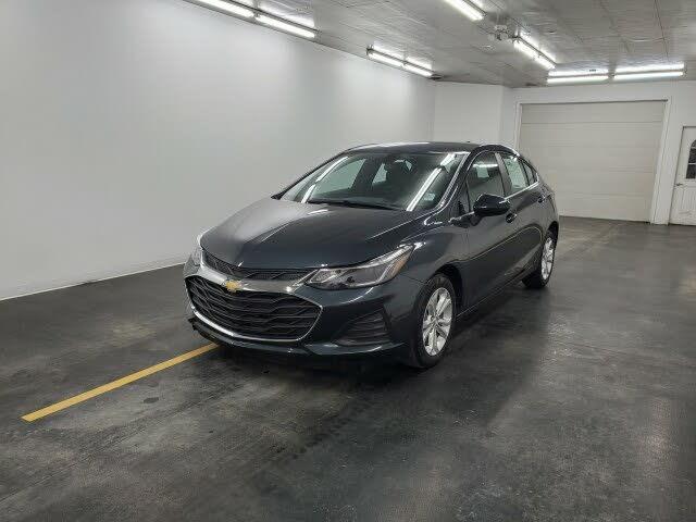2019 Chevrolet Cruze LT Hatchback FWD