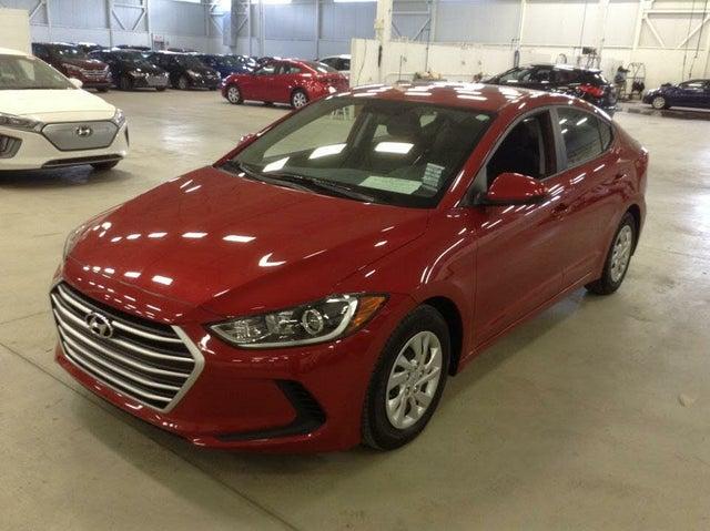 2017 Hyundai Elantra LE Sedan FWD
