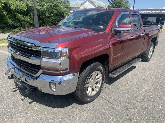 Used 2017 Chevrolet Silverado 1500 Ltz For Sale Right Now Cargurus