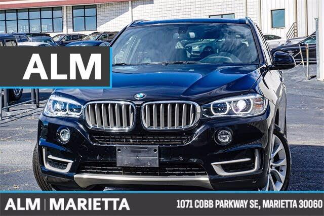 2018 BMW X5 sDrive35i RWD