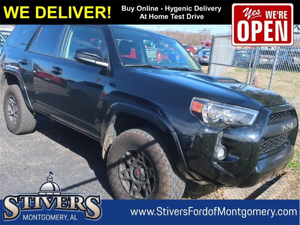 Used 2019 Toyota 4runner Trd Pro 4wd For Sale With Photos Cargurus