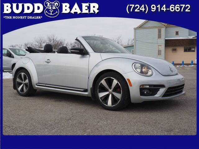 2013 Volkswagen Beetle Turbo Convertible