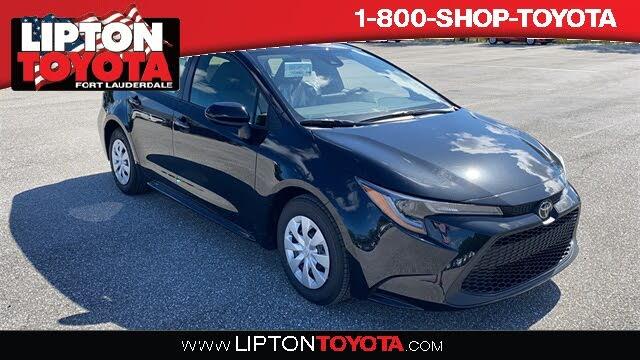 2021 Toyota Corolla L FWD