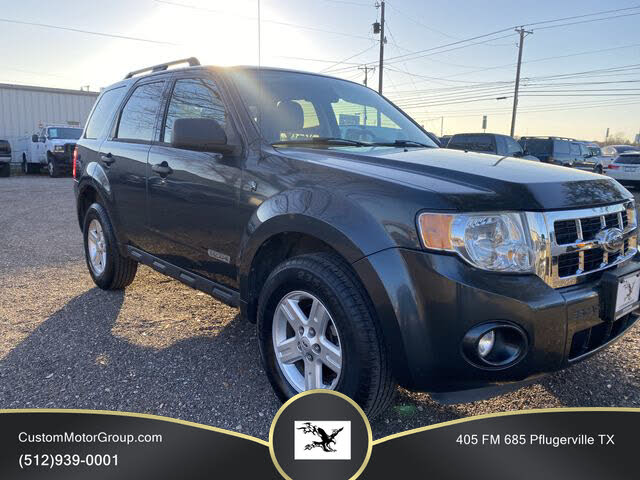 2008 Ford Escape Hybrid Base