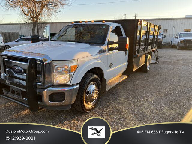 2012 Ford F-350 Super Duty Chassis