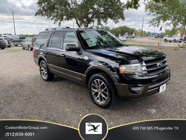 2015 Ford Expedition King Ranch