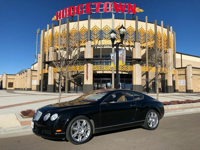 2006 Bentley Continental GT W12 AWD