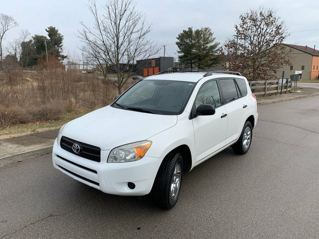 2008 Toyota RAV4 Base AWD