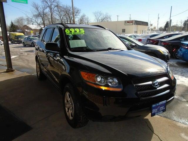 2009 Hyundai Santa Fe 2.7L GLS AWD