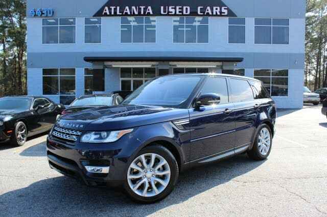 2017 Land Rover Range Rover Sport Td6 HSE 4WD