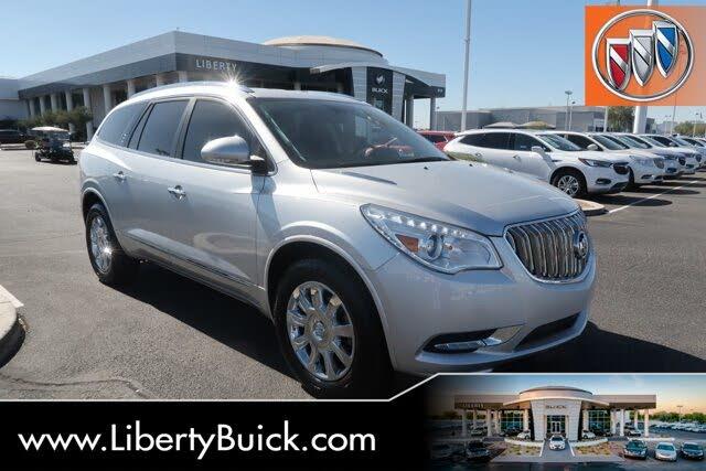 2017 Buick Enclave Premium FWD