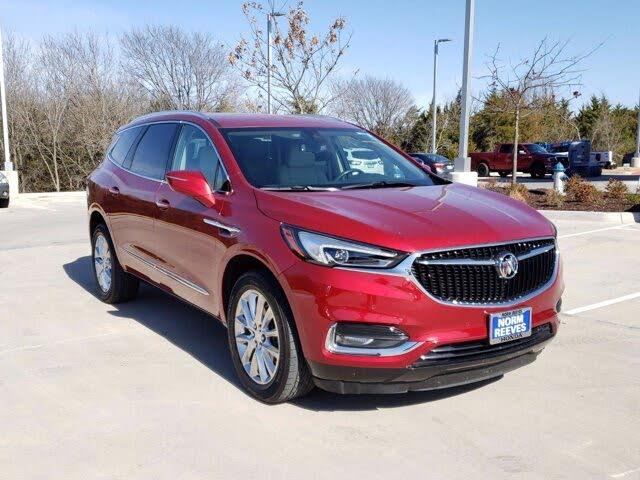 2018 Buick Enclave Premium FWD
