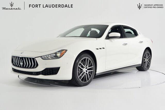 2020 Maserati Ghibli 3.0L RWD
