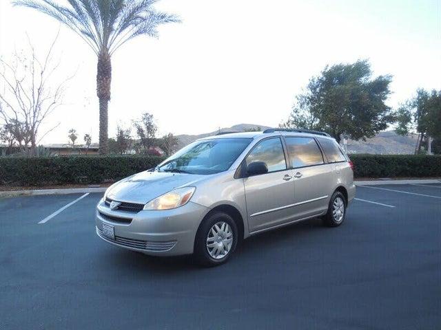 2004 Toyota Sienna 4 Dr CE Passenger Van