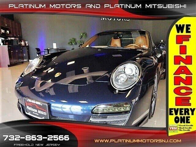 2011 Porsche 911 Carrera 4S Cabriolet AWD