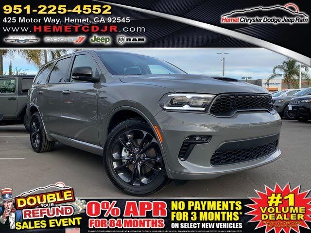2021 Dodge Durango R/T RWD