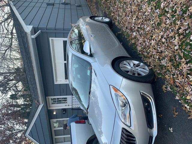 2015 Buick Regal GS Sedan FWD