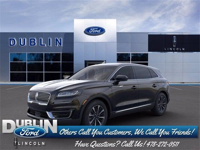 2020 Lincoln Nautilus FWD
