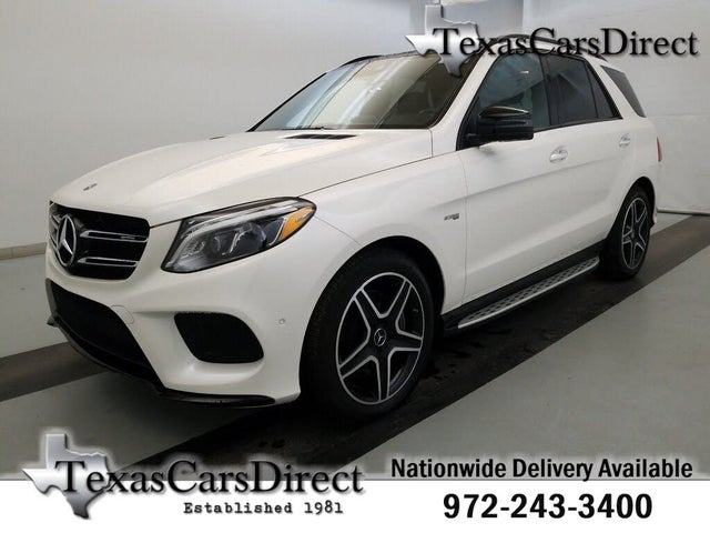 2019 Mercedes-Benz GLE-Class GLE AMG 43 4MATIC AWD