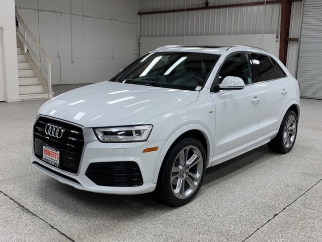 2018 Audi Q3 2.0T quattro Sport Premium Plus AWD