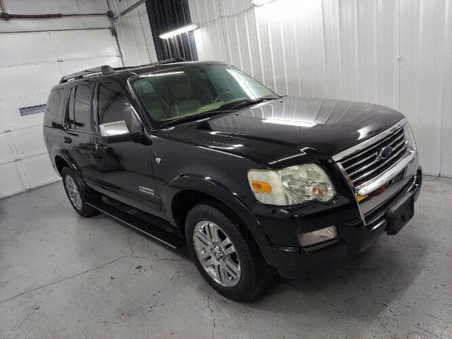2007 Ford Explorer Limited V8 4WD