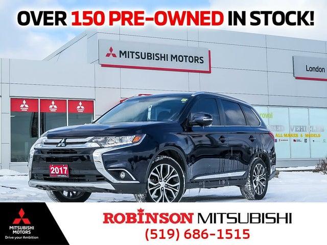 2017 Mitsubishi Outlander SEL AWD