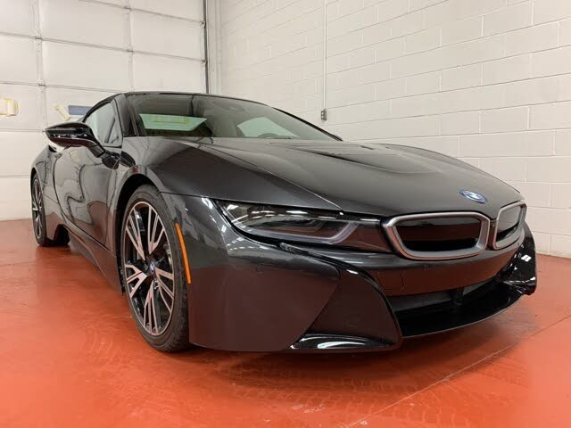Certified 2019 Bmw I8 For Sale Cargurus