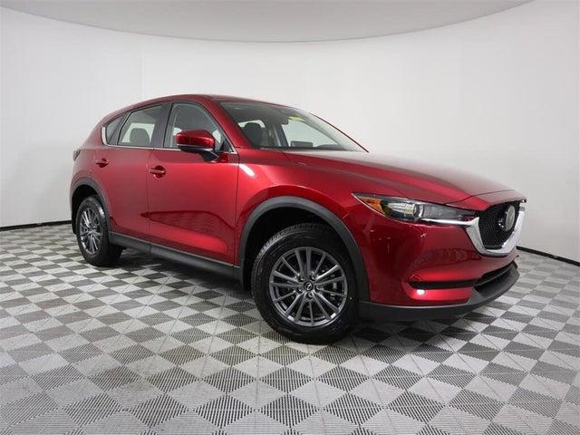 2021 Mazda CX-5 Sport FWD