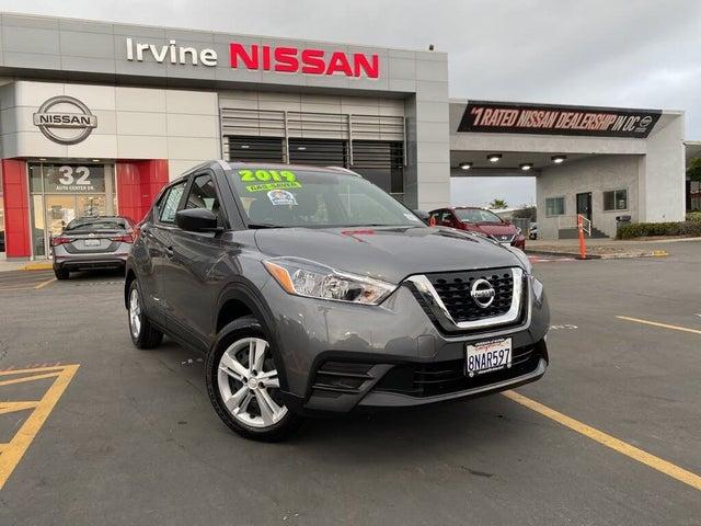 2019 Nissan Kicks S FWD