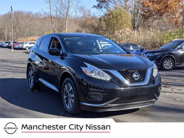 2017 Nissan Murano S AWD