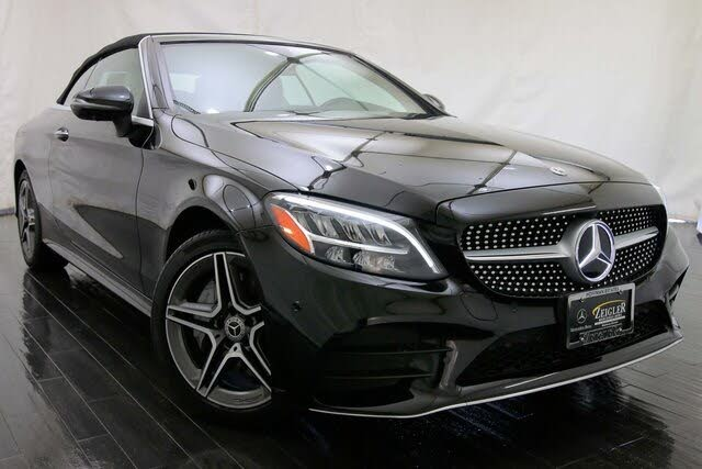 2020 Mercedes-Benz C-Class C 300 4MATIC Cabriolet AWD