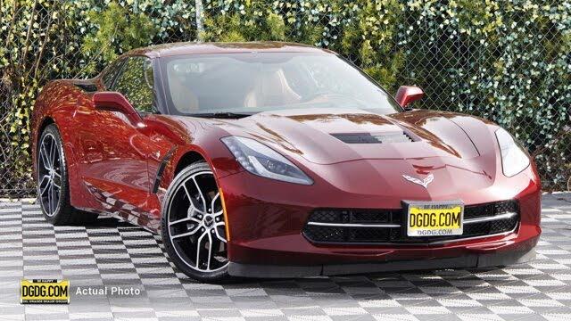 2019 Chevrolet Corvette Stingray 2LT Coupe RWD