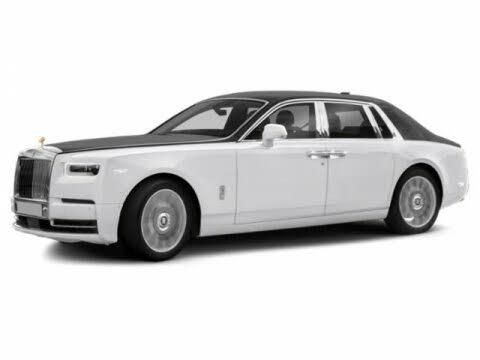 2018 Rolls-Royce Phantom RWD