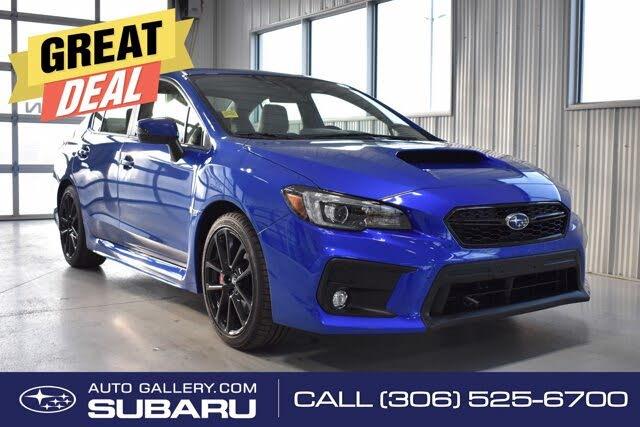 2020 Subaru WRX Sport-tech RS AWD