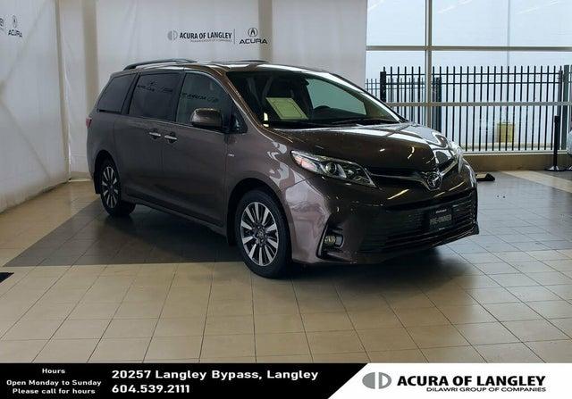 2018 Toyota Sienna XLE 7-Passenger AWD