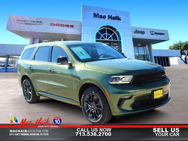 2021 Dodge Durango GT Plus RWD