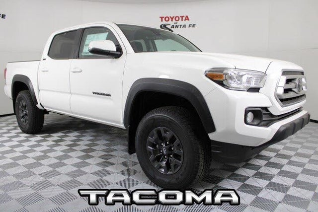 2021 Toyota Tacoma SR5 V6 Double Cab 4WD